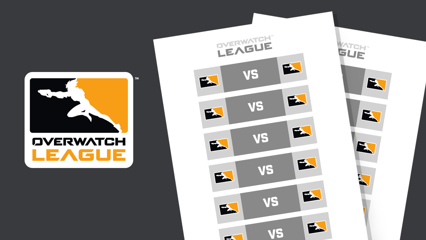Overwatch League 2019 Schedule