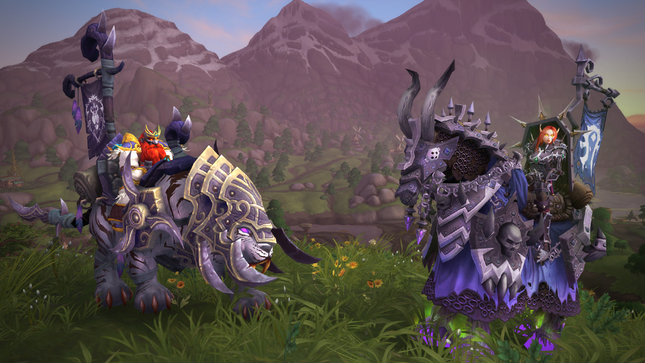 PvP Season 2 Mounts