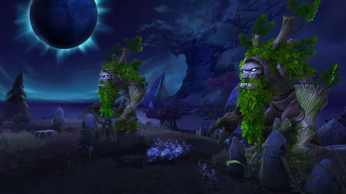 New Warfront: Battle for Darkshore